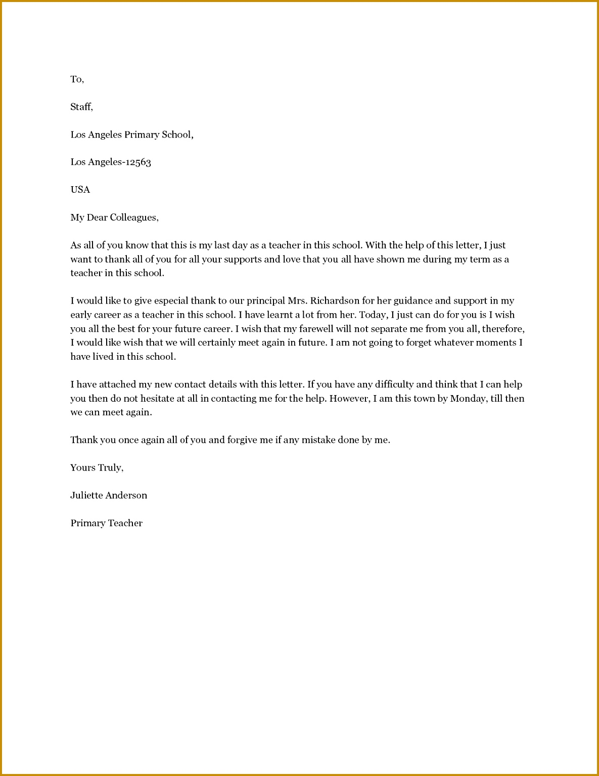 Sad Goodbye Letter Goodbye Letter quotes and quotes about Goodbye Letter Quotes Pinterest 15341185