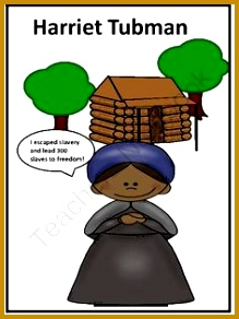Help your students learn all about Harriet Tubman by reading her biography and pleting some fun worksheets Inside you will find Harriet s biogr 292219