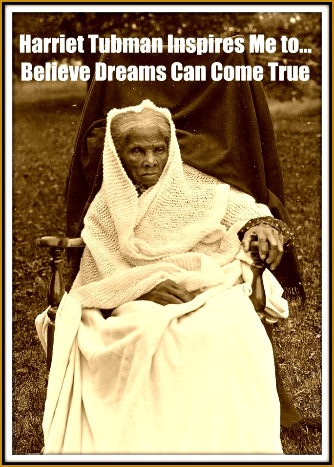 Inspirational Lessons from Harriet Tubman 954684