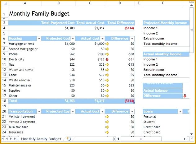household bud template printable 463632