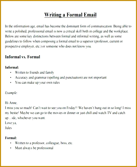 formal business email business email format formal business email format example 678558