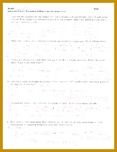 4 pages Gas Laws Packet Extension Key 216167