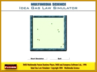 Chemistry Ideal Gas Law Simulation LabThe Ideal Gas Law Simulation simulates gas molecules in a chamber 244325