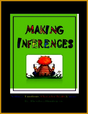 Making Inferences State Standards RL 5 1 and RI 5 1 for Grade 5 from 372287