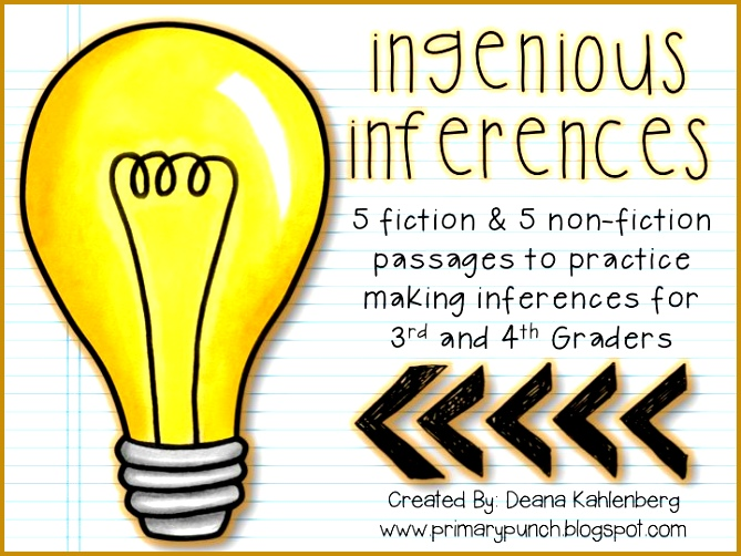 10 passages to practice making inferences with vocabulary activities too 502669