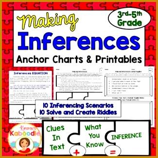 Making Inferences Passages No Prep Printable Making Inferences Worksheets 325325