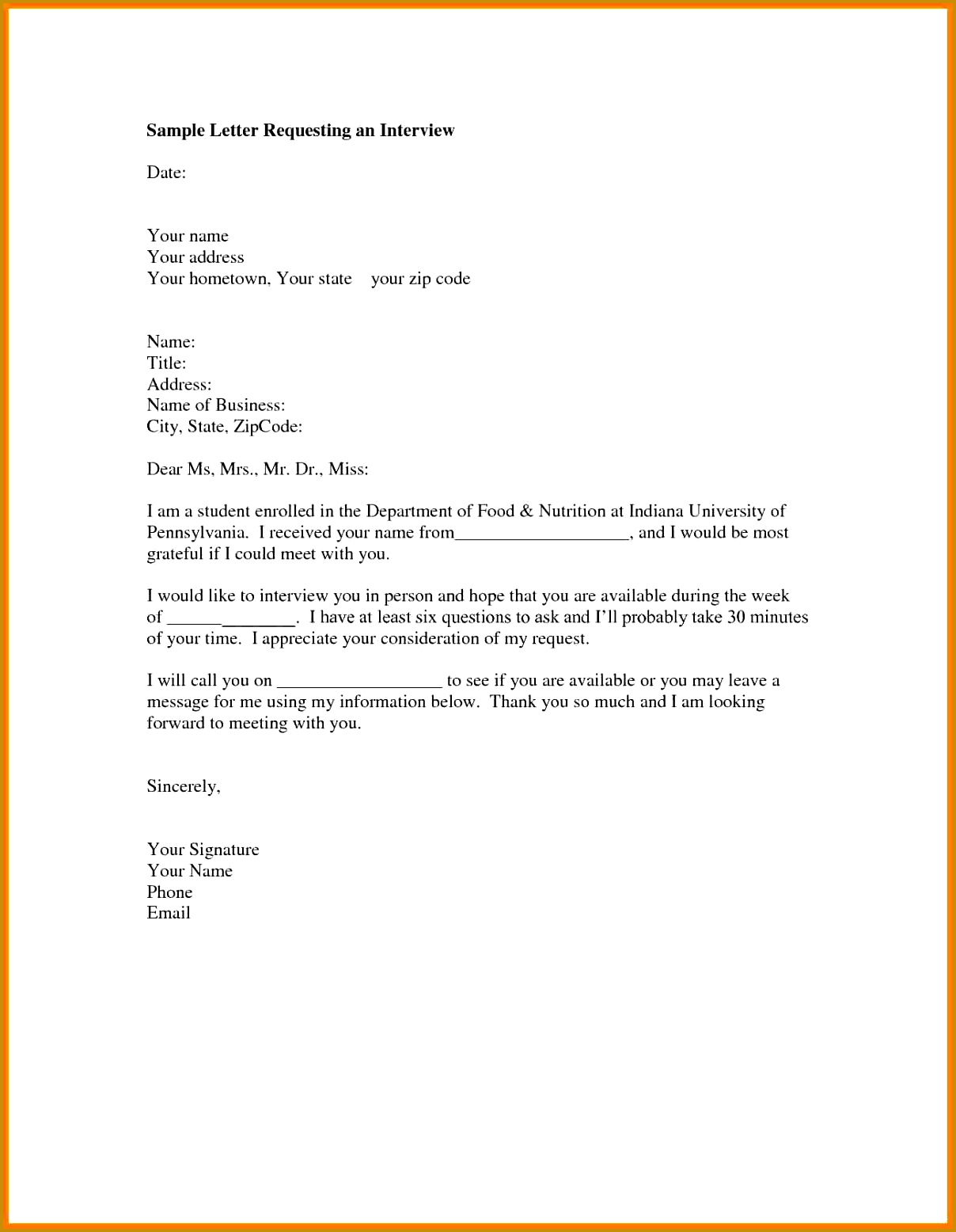 Interview Confirmation Email Sample 63934 4 Interview Confirmation Email Template