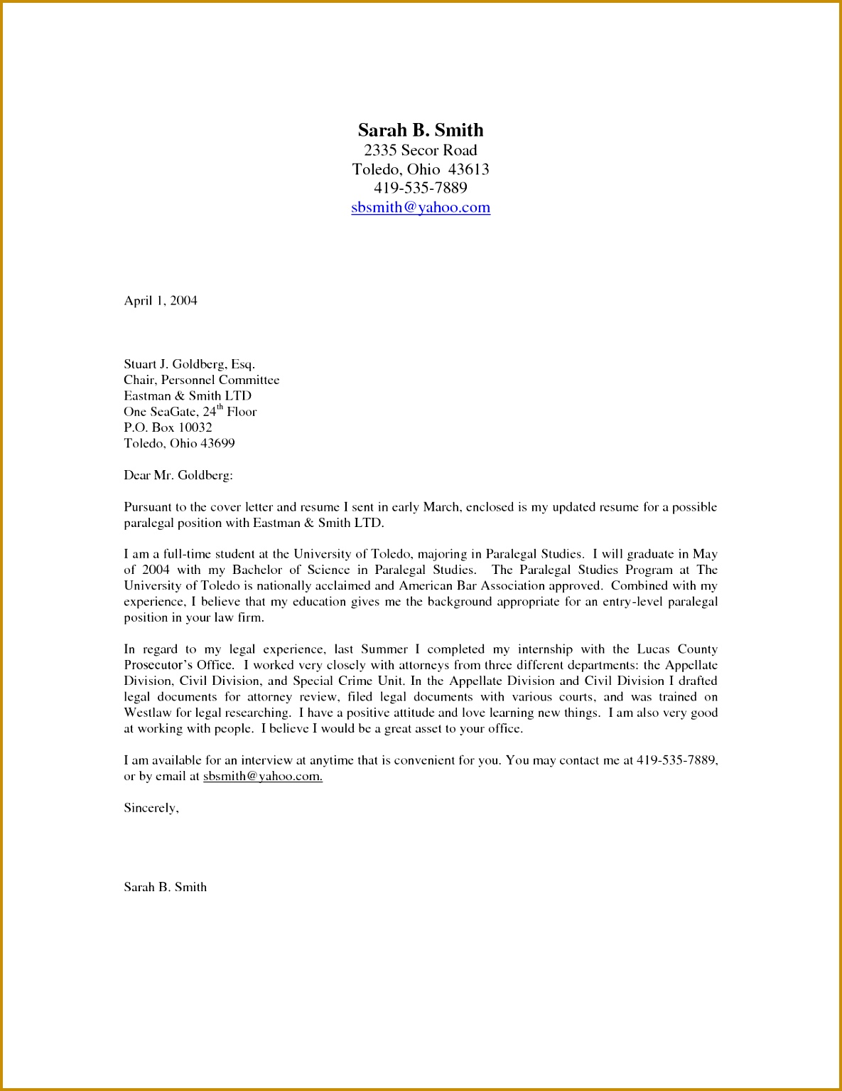 4 introduction letter for university template