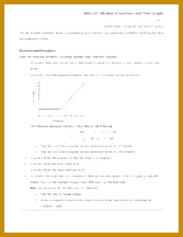 Inverse Functions Lab Reports 216167