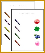 Kids Worksheets 12928 Teach Children Colors Printable Color Worksheets