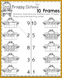 Back to School Kindergarten Worksheets 274219