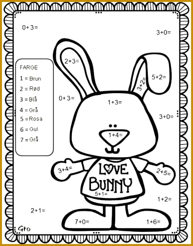 FREE Basic Addition Color Your Answers Printable This math resource includes ONE printable and ONE answer key for numbers with a FUN St 507397