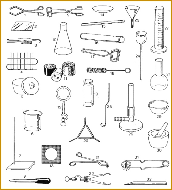 Printables Lab Safety Equipment Worksheet 627568