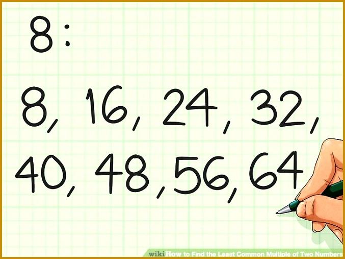 3 Least Mon Multiple Worksheet Fabtemplatez. Least Mon Multiple Worksheet 50752 4 Simple Ways To Find The Of Two. Worksheet. Lowest Mon Multiple Worksheets At Mspartners.co