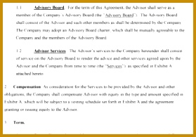 Legal Advice Letter Template 87668 Non Disclosure Statement Sample and 8 Confidentiality Agreement