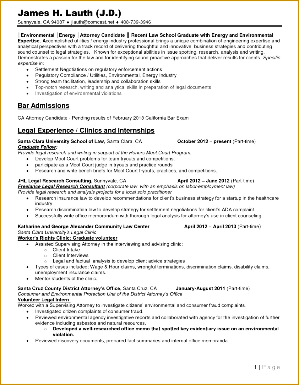 11 Family Law Resume Protect Letters Template Lawyer Sample 1226952