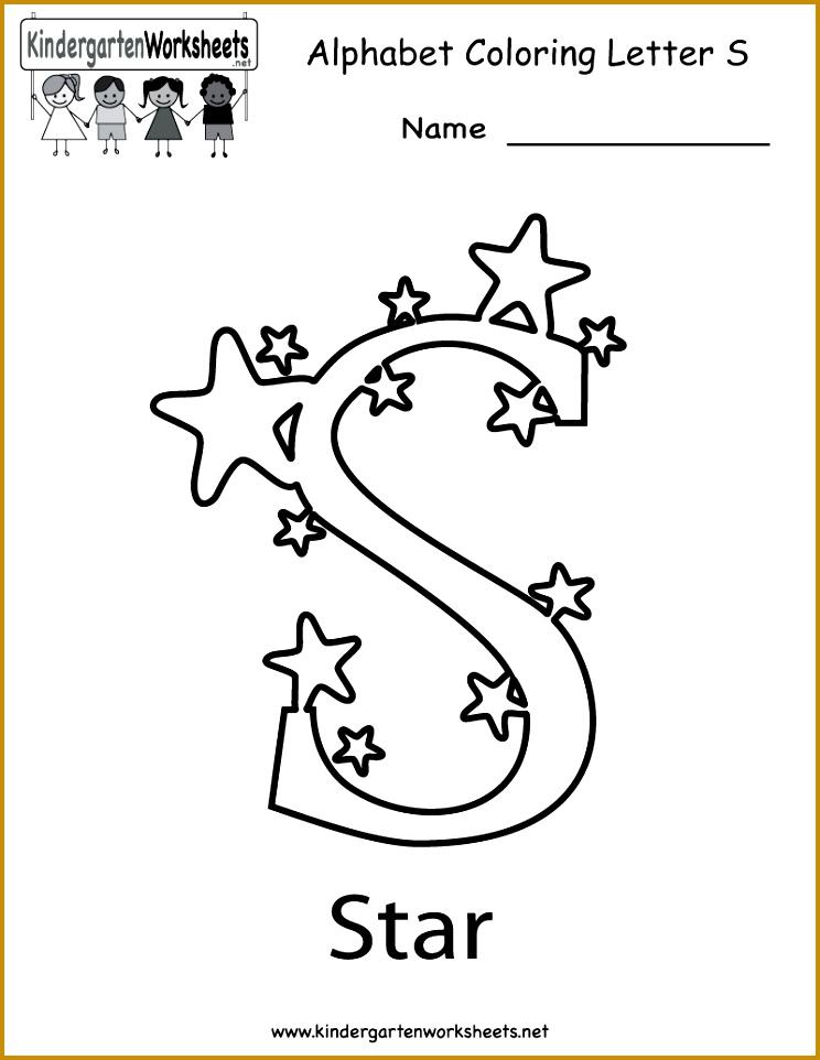 Kindergarten alphabet worksheets 962744