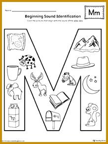 Letter R Beginning Sound Color Worksheet 292219