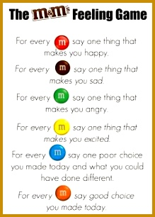 teaching kids about feelings using m & m s · Feelings ActivitiesKids 306219