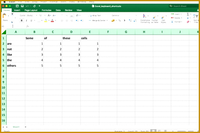 View all the formulas in an Excel worksheet at once 434651