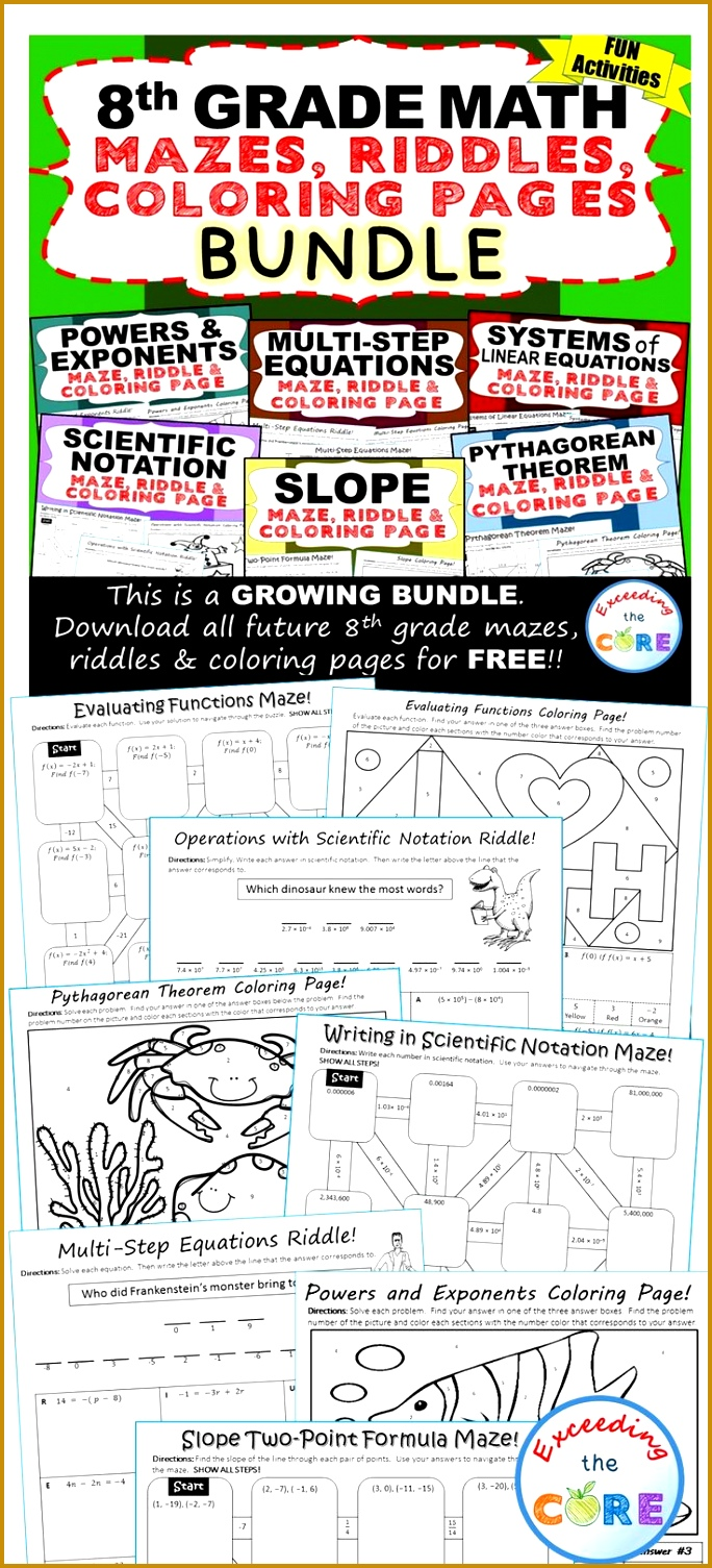 Linear Equations Worksheet 48583 the 25 Best Middle School Riddles Ideas On Pinterest
