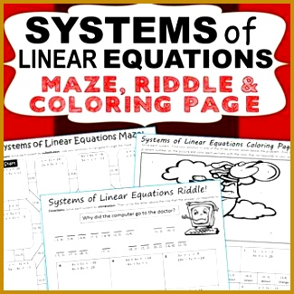 Linear Equations Worksheet 85143 207 Best Systems Equatios by Substitution Images On Pinterest