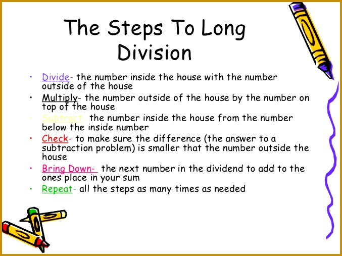 Long Division Worksheets 507677