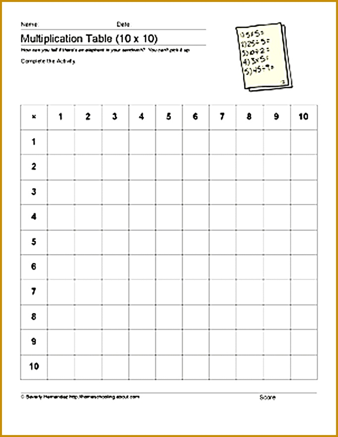 Free Math Printables to Help Students Learn Multiplication and Addition 884683