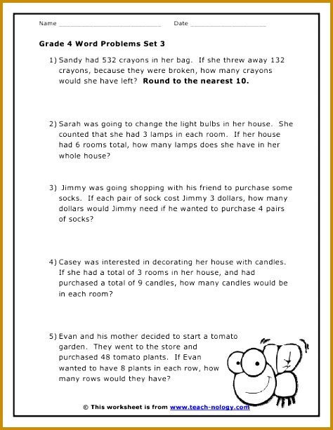 Word Problems For 7Th Grade Math Worksheets Worksheets for all Download and Worksheets 613474