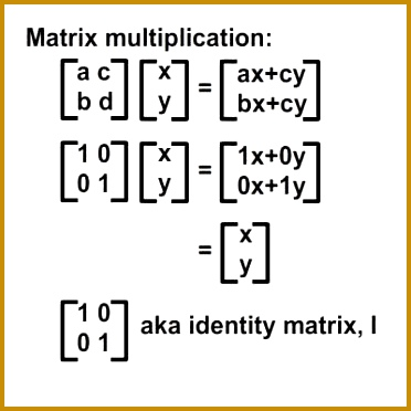 Identity matrix 372372