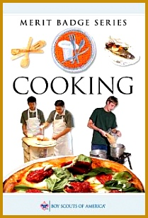 Cooking Merit Badge Pamphlet 307209