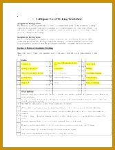 Collegiate Level Writing Worksheetcx Collegiate Level Writing Worksheet Assignment Background The purpose of this assignment is to help you 217167