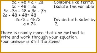 birthday problem 3 algebra 180327