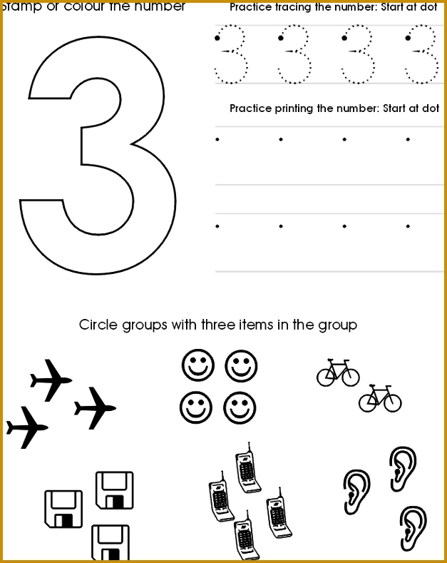 Preschool number and alphabet tracing printables I could use this though for my friends that print numbers backwards 789627