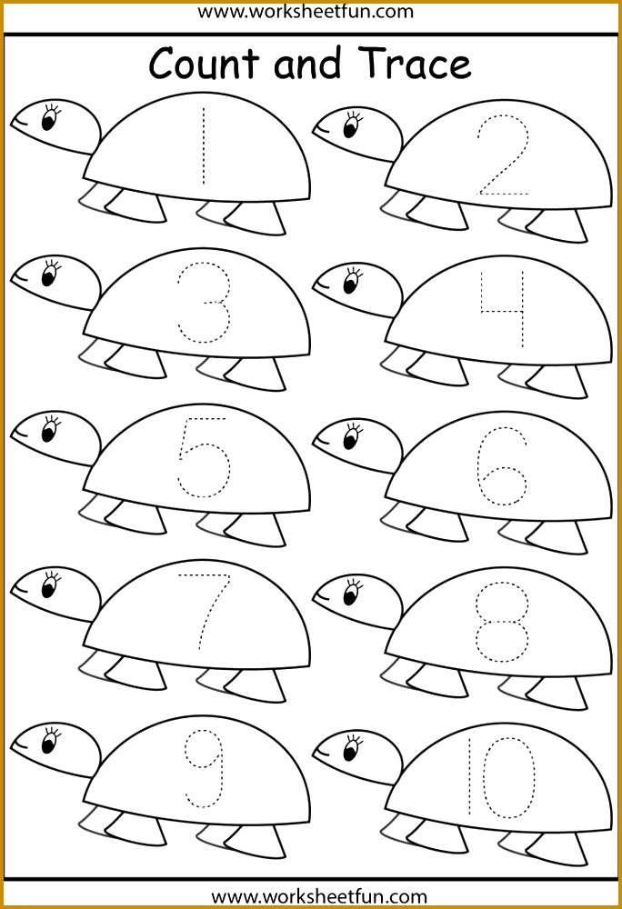 Image result for worksheets for teaching numbers 1000684
