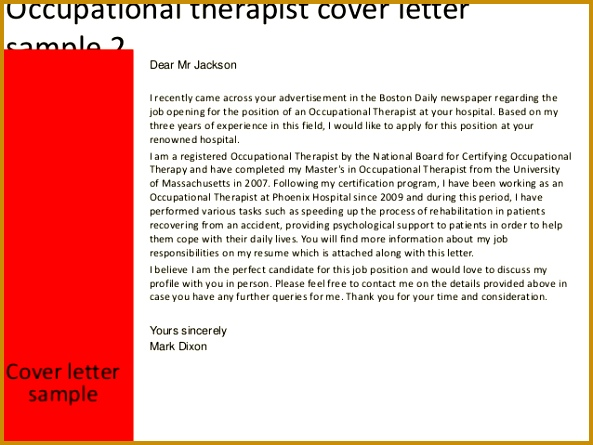 occupational therapy essays 445593