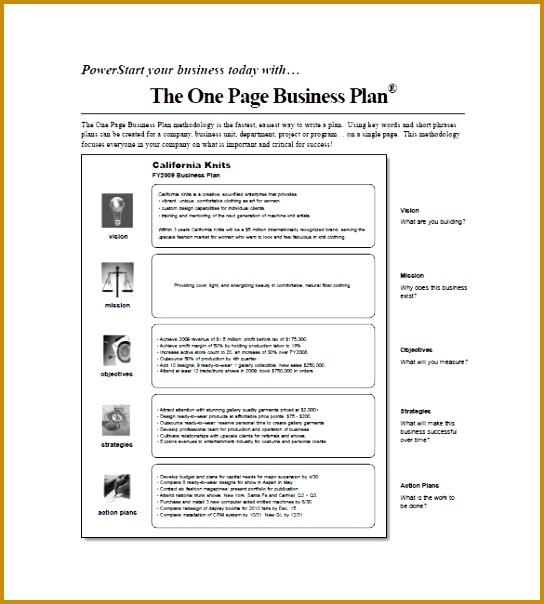 e Page Business Plan Oprah 604544