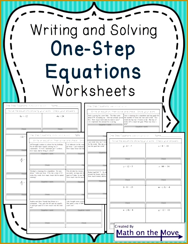 Writing And Solving Equations Worksheet Worksheets for all Download and Worksheets 810624