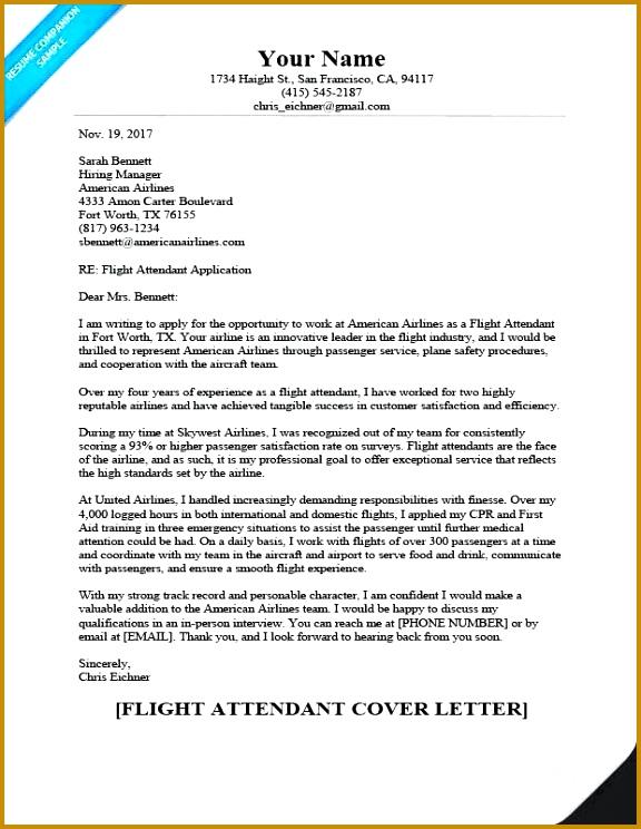 cover letter flight attendant cover letter cover letter sample for job application in word format cover letter 744576