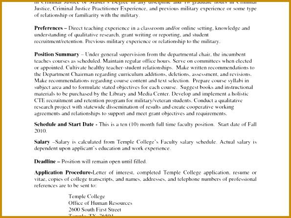 professor cover letters 446595