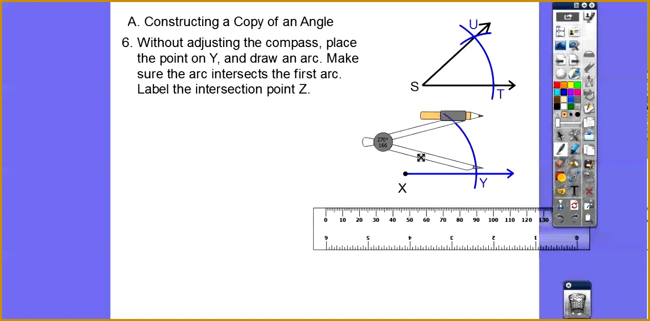 Angle Measures and Angle Bisectors Module 16 2 Part 1 1270628