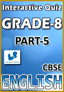 Interactive quizzes & worksheets on types & functions participles types of phrases and use question tags for CBSE English students 315219