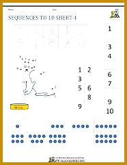 Here is our selection of Preschool Number worksheets These sheets will help children to count and sequence numbers up to 241186