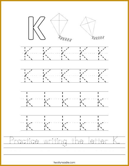 Letter K Worksheets Worksheets for all Download and Worksheets 562435