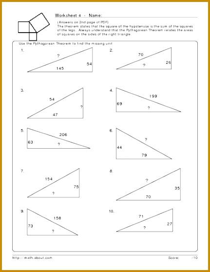 math pythagorean 558431