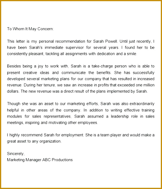 reference letter samples 7 best reference letter images on letter templates reference letter sample from employer reference letter 558651