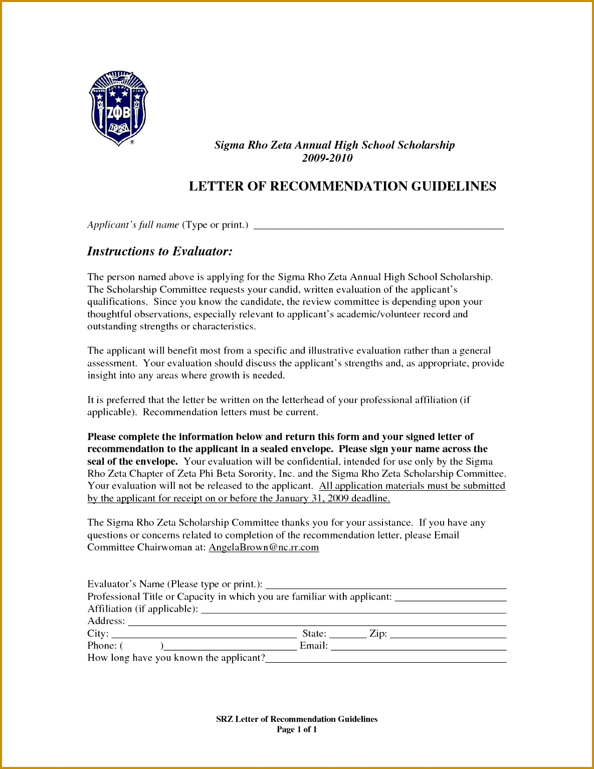 letter of re mendation formats 15341185