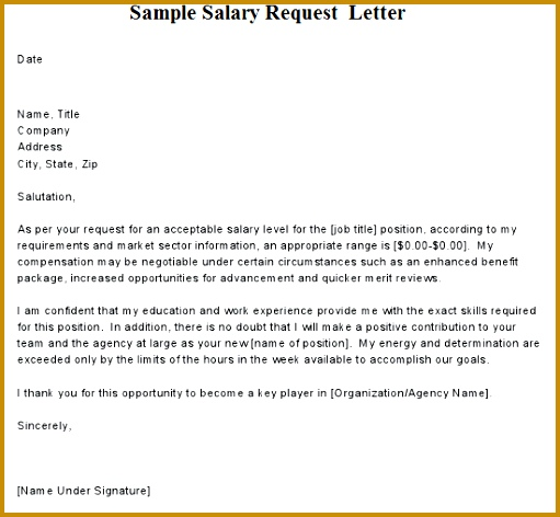 request letter for change in work schedule template 59964 salary increase request letter sample letters writing