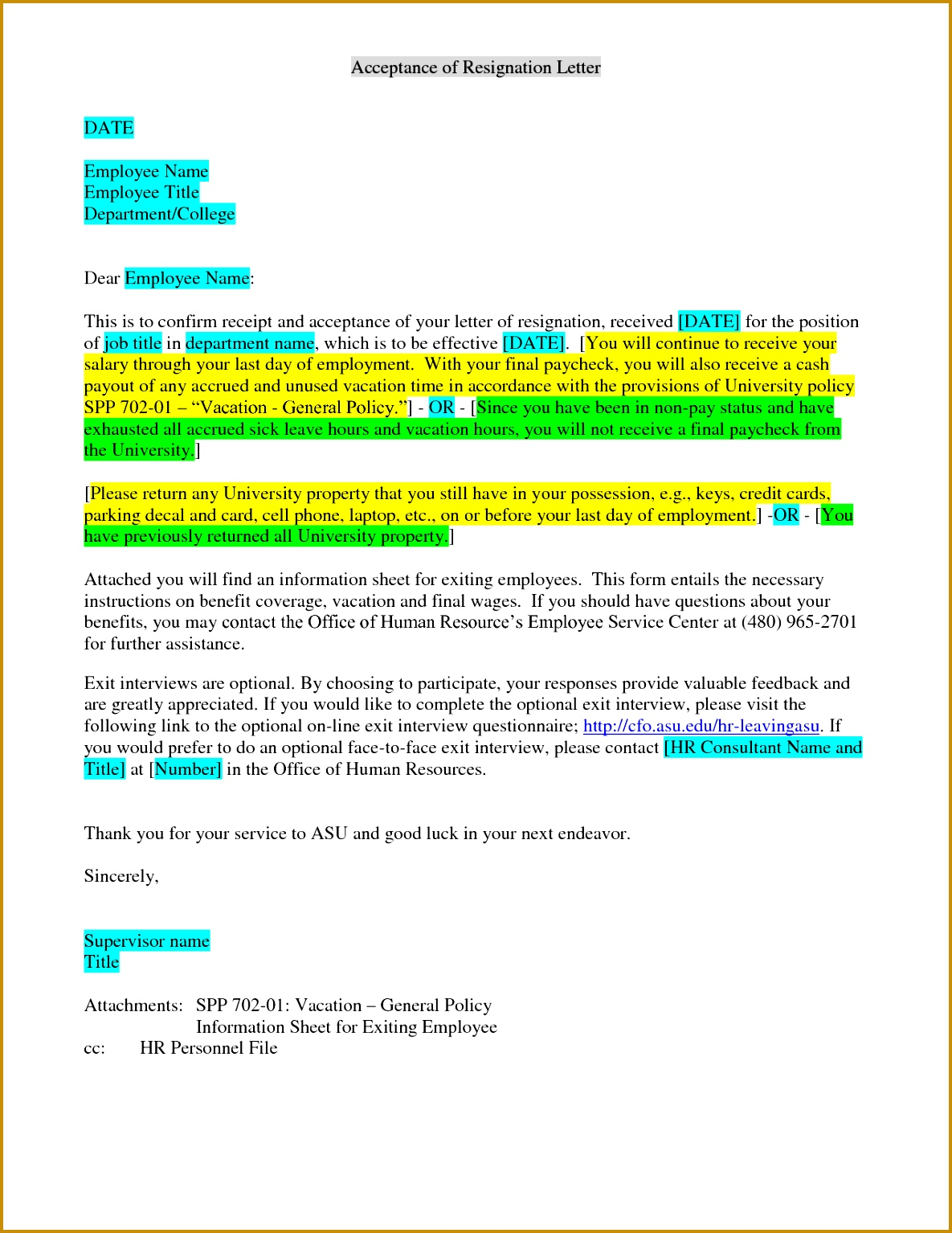 acceptance letter resignation 15341185