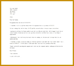 10 email resignation letter templates free sample 10 Email Resignation Letter Templates Free Sample 218245